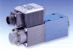Пропорциональные клапаны Bosch Rexroth типа DBET, DBETE